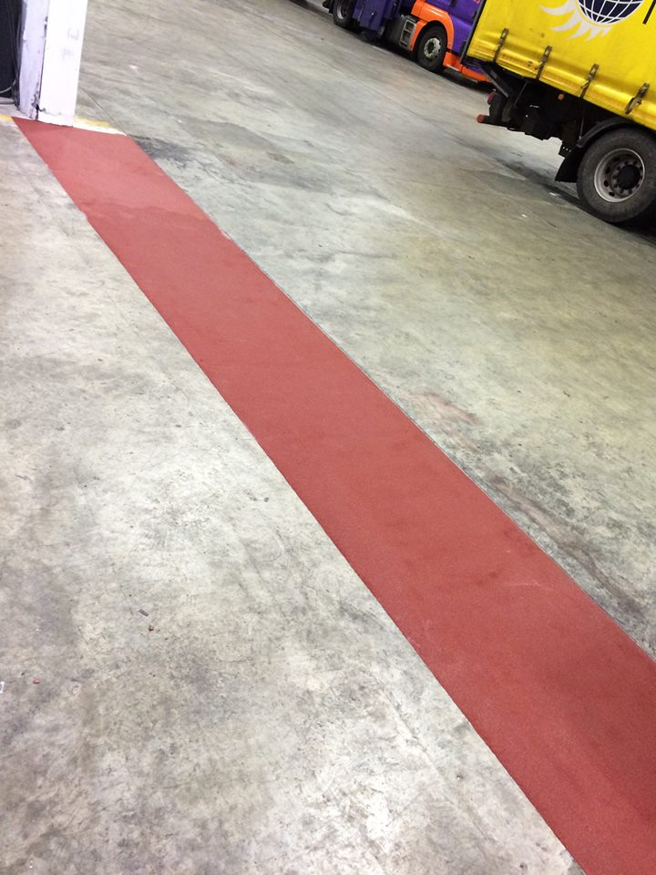 Expansion Joint Floor Repairs 3