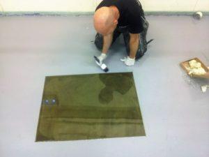 Resin Floor Repairs