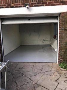 Resin Garage Floor 1