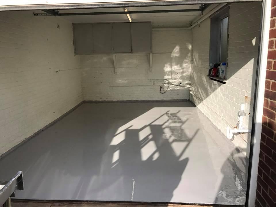 Resin Garage Floor 3