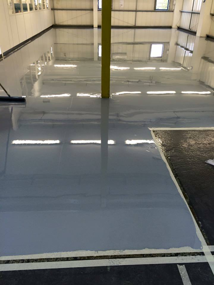 Self Levelling Resing Flooring 3