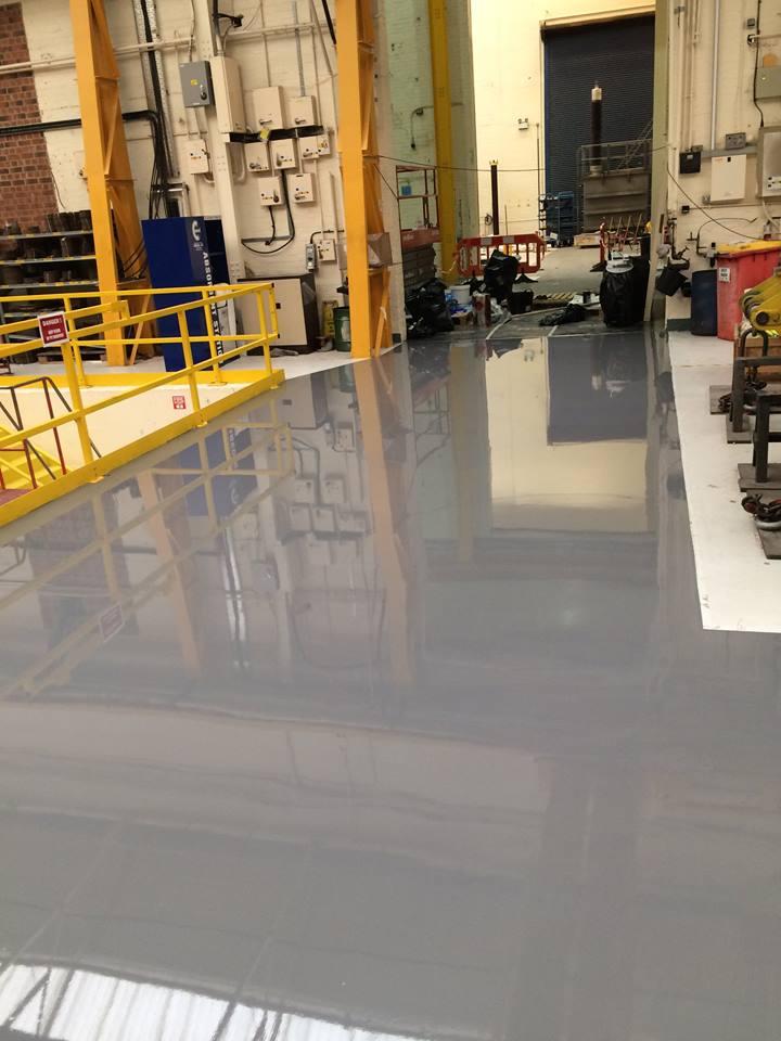 Self Levelling Resing Flooring 4