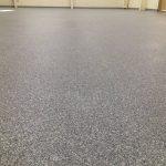 decorative flake resin floor 1