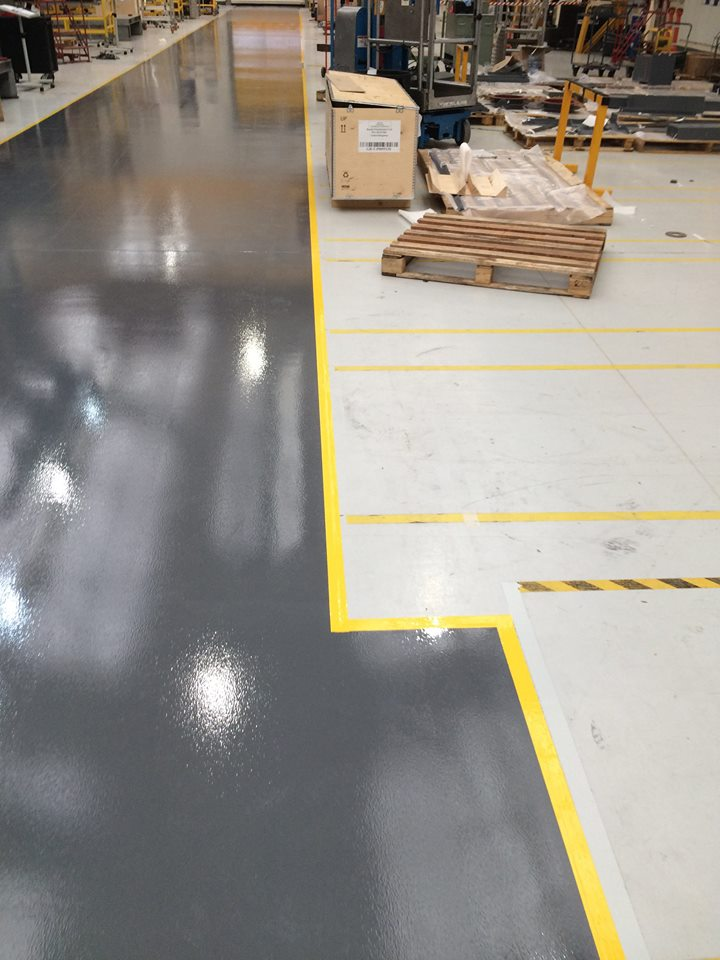 flormac safety resin flooring line marking 4