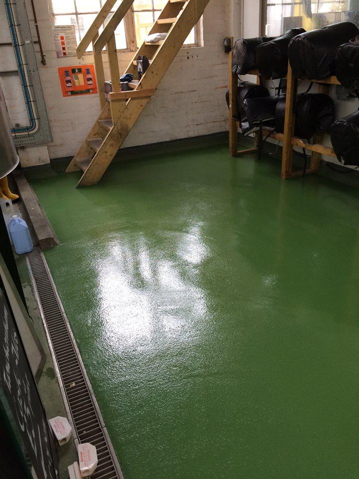 polyurethane flooring 1