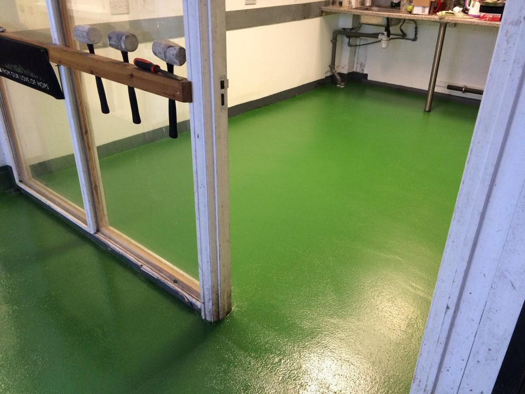 polyurethane flooring 3