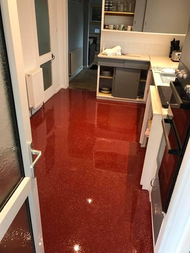 winchester resin kitchen 2