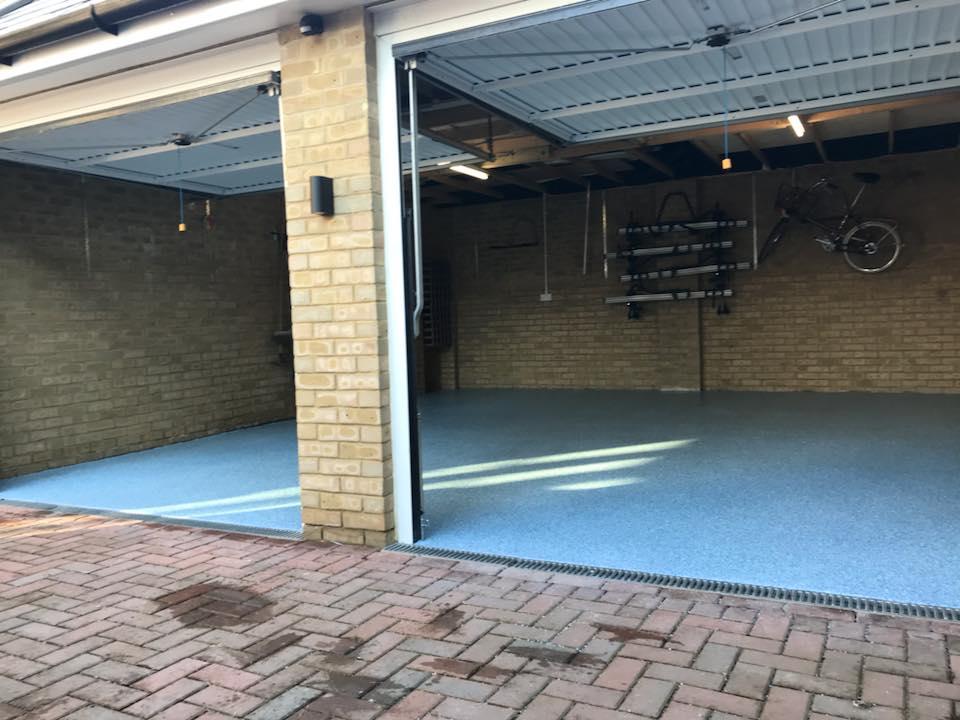 garage floor resin coating