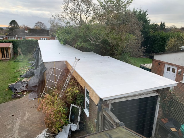Resin Roof Southampton