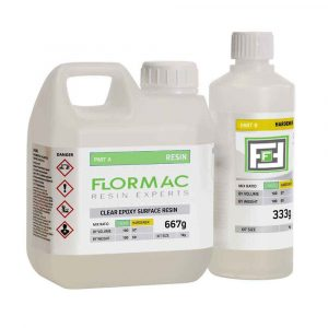 flormac diy epoxy resin kit